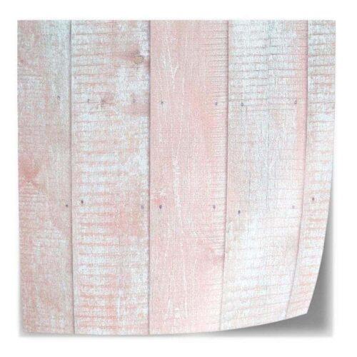 Tafelsticker Steigerhout roze