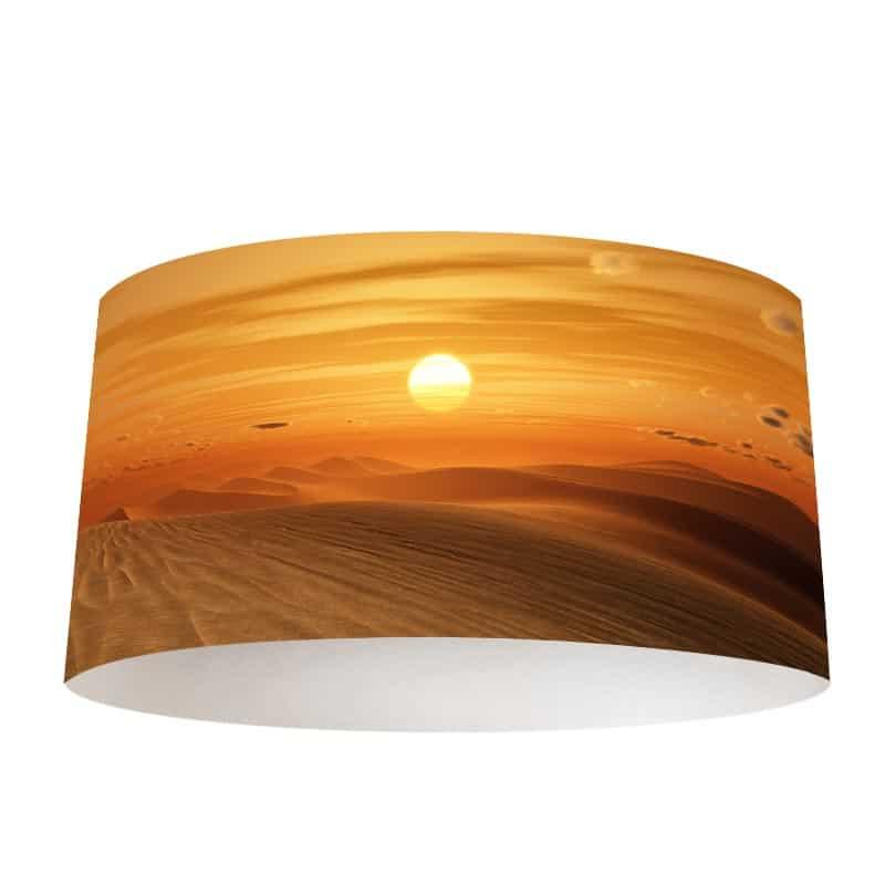 Lampenkap Woestijn