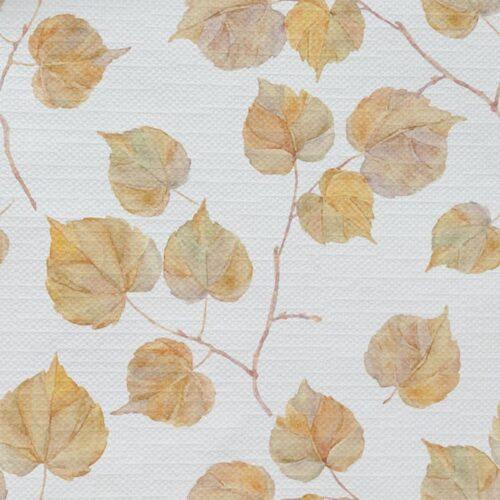 Tafelkleed Herfstbladeren patroon