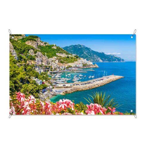Tuinposter Amalfi kust