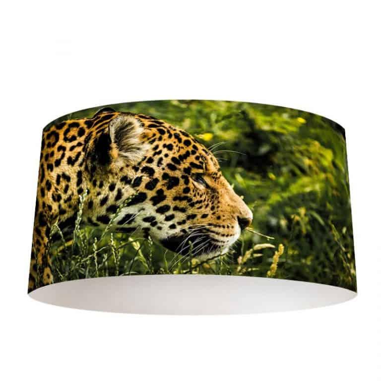 Lampenkap Luipaard