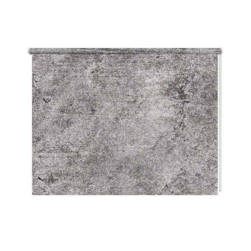 Rolgordijn Beton patroon 1