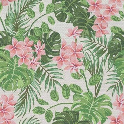 Tafelkleed Tropisch patroon 1