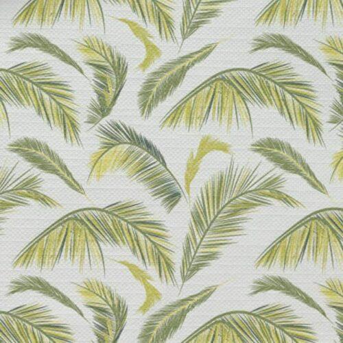 Tafelkleed palmbladeren