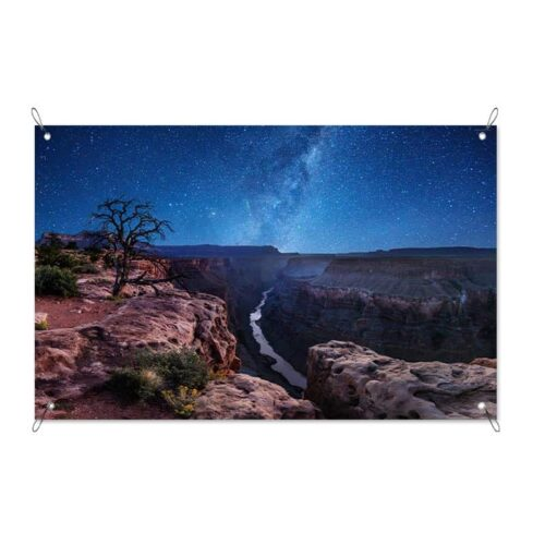 Tuinposter Grand Canyon view