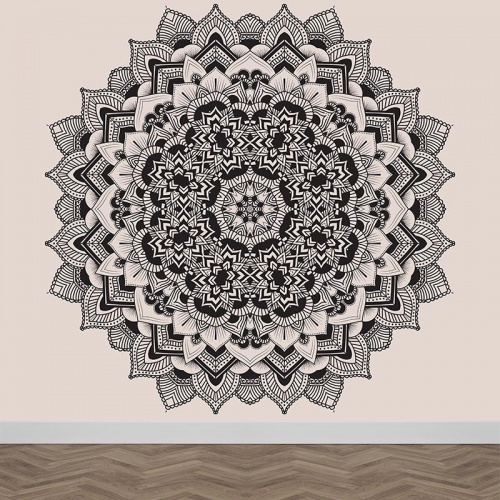 Mandala patroon 2