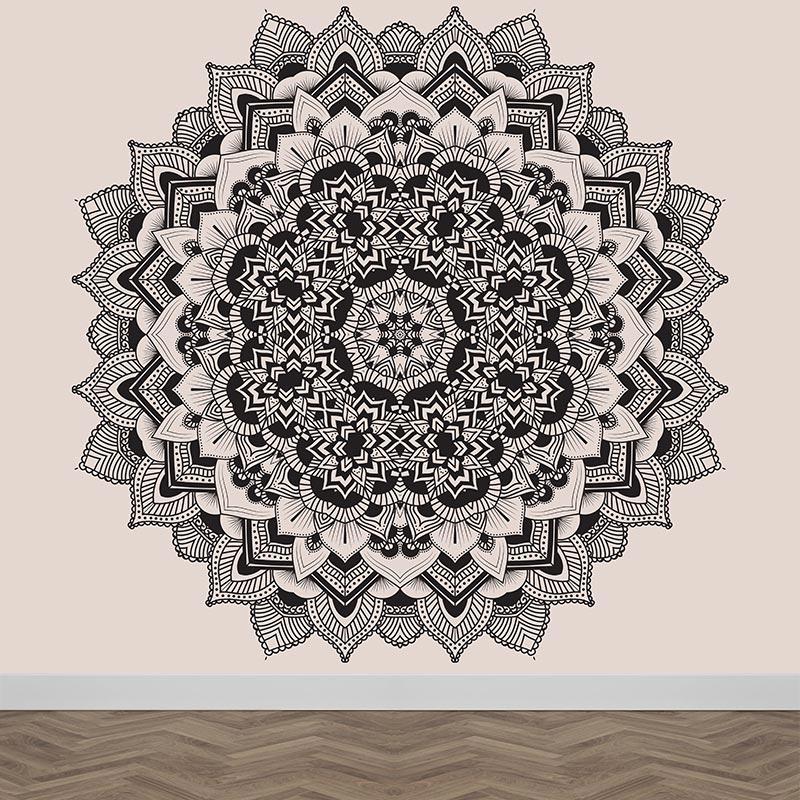 Mandala patroon 2