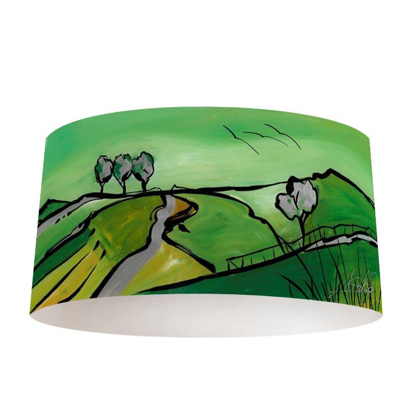 Lampenkap Green hills