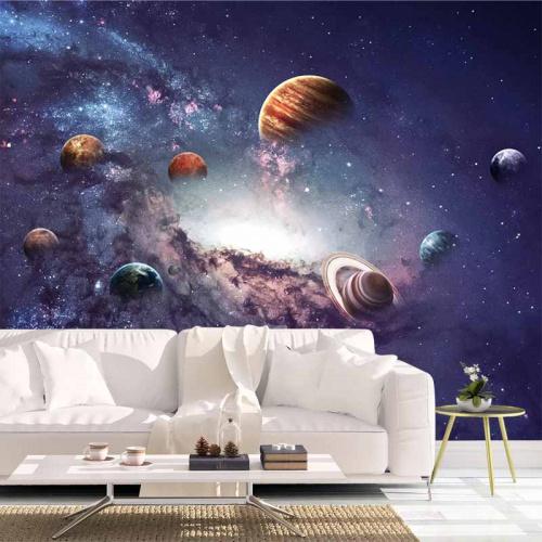 Fotobehang-universum
