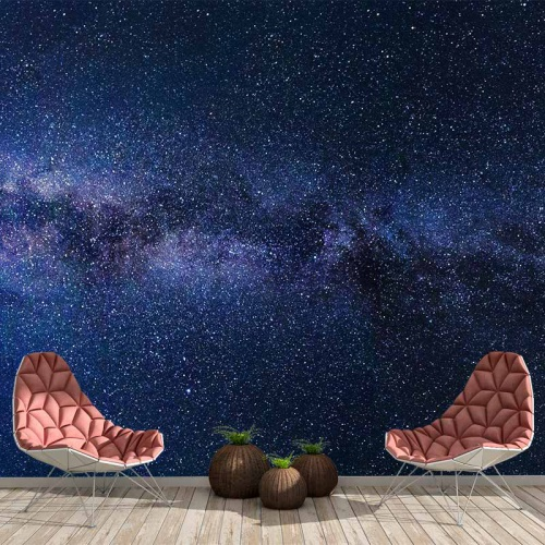 fotobehang-sterren-in-de-nacht