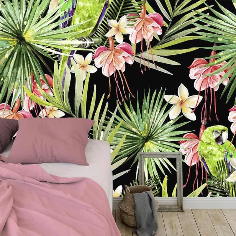 otobehang-Botanische-jungle-patroon-1