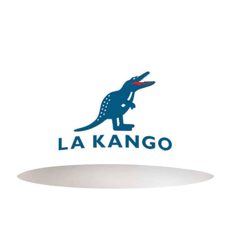 Lampenkap met logo