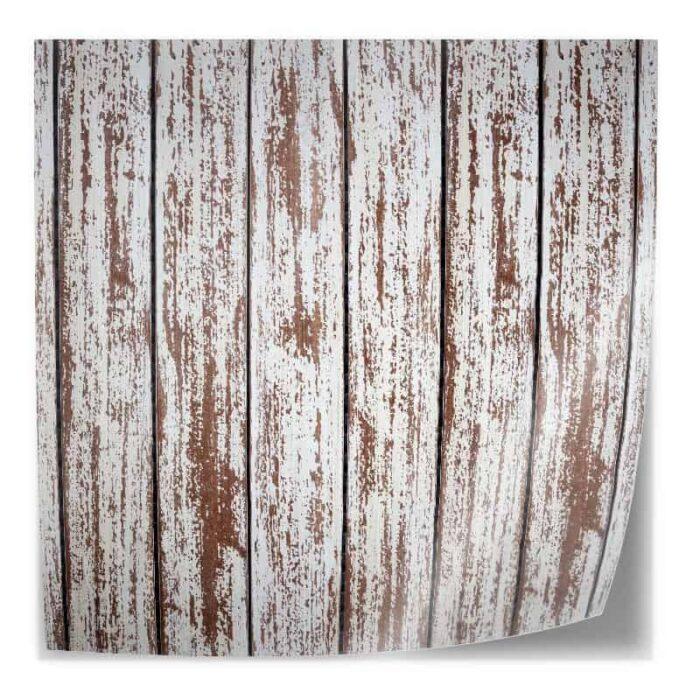 Tafelsticker hout patroon