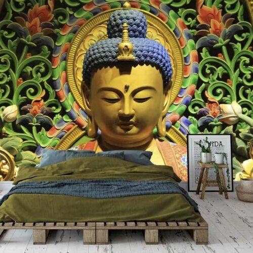 Fotobehang Boeddha Thailand