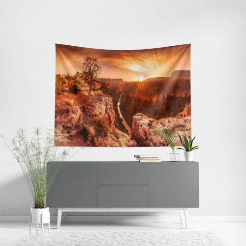 Wanddoek Brice Canyon