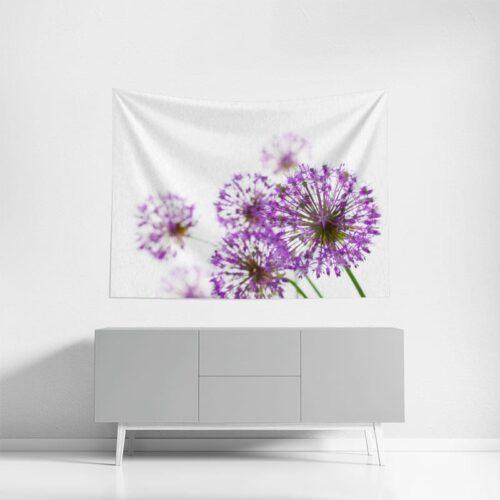 Wanddoek Sierui bloemen