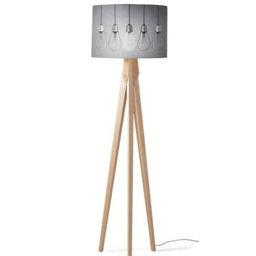 lampenkap Lampjes op rij