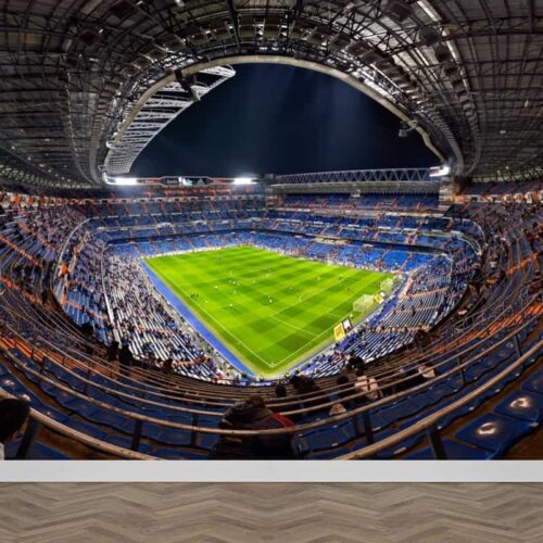 Fotobehang Voetbalstadion 2