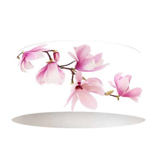 Lampenkap Magnolia tak